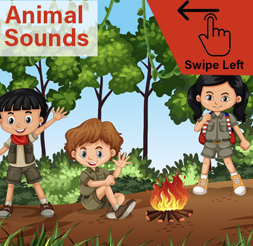 Mobile Application for kids game