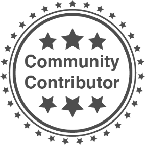 Community award for Wordpress Development Company