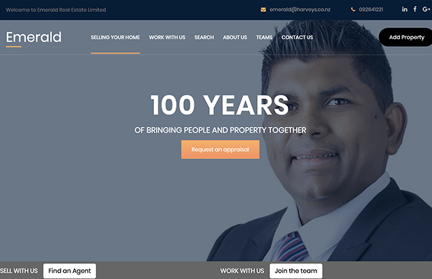 Real Estate Listing website for New Zealand, Auckland