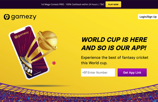 Complete web development solution for gamezy