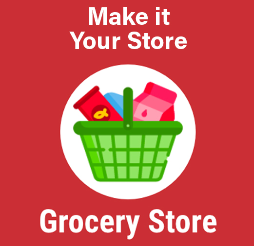 Grocery Store Mobile app with admin panel